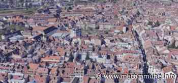 Besançon : la cathédrale Saint Jean et l'église Sainte Madeleine vues tel un oiseau… - MaCommune.info