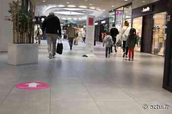 Saint-Malo : la galerie marchande de La Madeleine a repris vie sous les applaudissements des commerçants - actu.fr