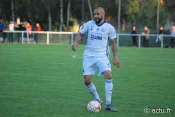 Football : le dieppois Kevin Franqueville (FC Dieppe) va affronter le SCO Angers, le club de son enfance - actu.fr