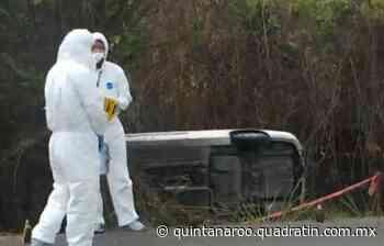 Vinculan a invasores de terrenos de Bacalar con triple homicidio - Quadratín - Quadratín Michoacán