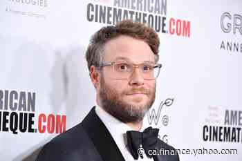 Canopy Growth hopes for summer love as Seth Rogen pot drinks near release - Yahoo Style