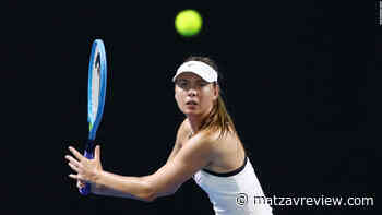 Maria Sharapova closes out a successful career at the age of 32 - Matzav Review