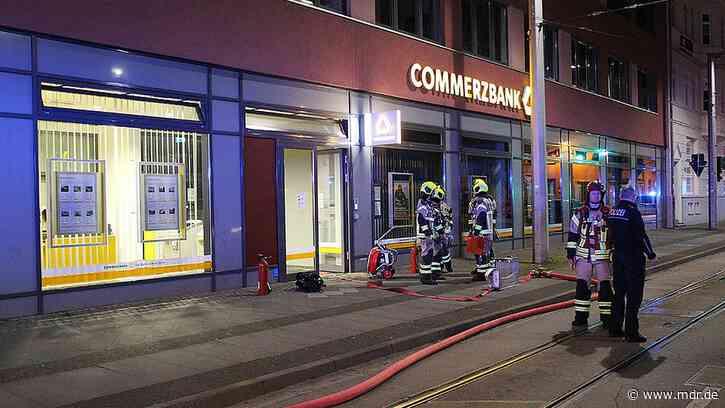 Nach Sprengung eines Geldautomaten in Nordhausen: Täter gehen leer aus - MDR