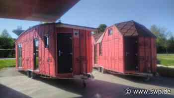 Tiny House in Uttenhofen und Gaildorf: Kleines Haus für große Träume - SWP