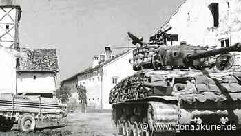 Die Panzer kamen am Markustag - donaukurier.de