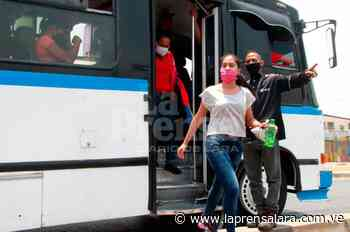 Gobernación activa ruta especial Barquisimeto - Cabudare - La Prensa de Lara