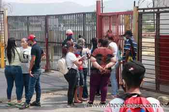Comunidad en Barquisimeto y Cabudare exigen entrega de cajas CLAP - La Prensa de Lara