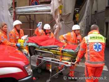 Cade da impalcatura in cantiere edile di Germignaga: ferito non gravemente 62enne - Varese7Press