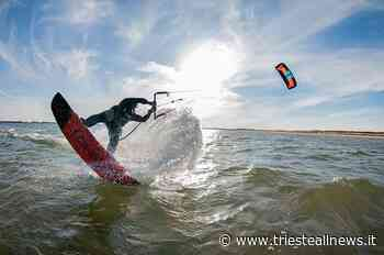 Grado, donna cade dal kite surf. A Gemona auto va a sbattere... - TRIESTEALLNEWS