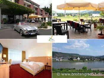 Jetzt günstig buchen! 4 Tage Urlaub in Remagen im Ringhotel Haus Oberwinter mit Halbpension ☀️Sommer 2020 - breitengrad53.de