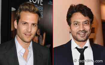 "Suits' 'Harvey Specter' Gabriel Macht On Irrfan Khan: ""One Of The Most Gentle Beings"" - Techzimo"