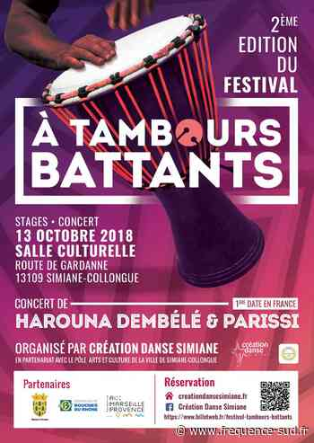 A tambours battants - 13/10/2018 - Simiane-Collongue - Frequence-sud.fr - Frequence-Sud.fr