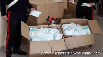 Casalnuovo di Napoli: sequestrate 9mila mascherine - Il Gazzettino Vesuviano
