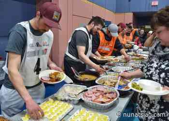 Welcome feast in Kuujjuaq - Nunatsiaq News