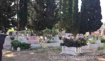 Bari, tragedia al cimitero di Carbonara: maestra 60enne porta i fiori alla mamma e muore - Il Quotidiano Italiano - Bari
