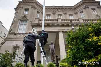 Accused embassy gunman said he feared Cuban organized crime - WTOP