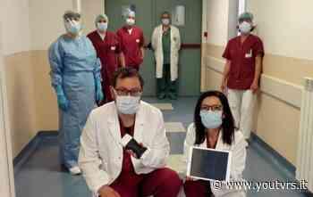 Azienda di Monteprandone dona un ecografo impermeabile all'ospedale Mazzoni - Youtvrs