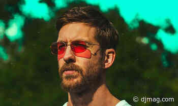 Calvin Harris is the only DJ to make The Sunday Times rich list - DJ Mag