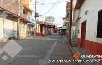 Desabasto de comida en Arcelia por la emergencia del Covid 19 - Quadratin Guerrero