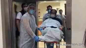 Covid-19: cirurgião plástico recebe alta em Bebedouro - cotidiano - ACidade ON