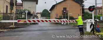 Passaggi a livello in tilt Convogli al rallentatore - Cronaca, Mozzate - La Provincia di Como