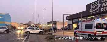 Mozzate, scontro tra auto Due persone in ospedale - Cronaca, Mozzate - La Provincia di Como