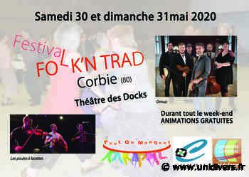 Folk'N Trad 2020 Théatre Les Docks | Corbie Corbie 30 mai 2020 - Unidivers