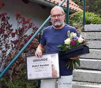 Ilsenburg: Lebenswerk mit 8. DAN gewürdigt - Volksstimme
