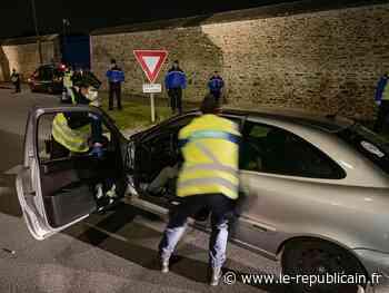 Essonne : opération anti-délinquance de la gendarmerie de Palaiseau - Le Républicain de l'Essonne