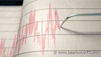 Temblor de magnitud 3.1 sacude área cerca de Anza - Telemundo 52