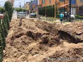 Miles de familias afectadas por desabasto de agua en Unidad San Buenaventura - Excélsior