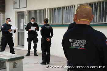 Realizan pruebas de COVID-19 a agentes de seguridad en San Buenaventura - El Siglo de Torreón