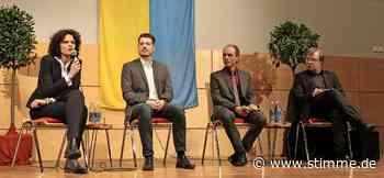 In Zaberfeld stellen sich die Kandidaten den Bürgern vor - STIMME.de - Heilbronner Stimme