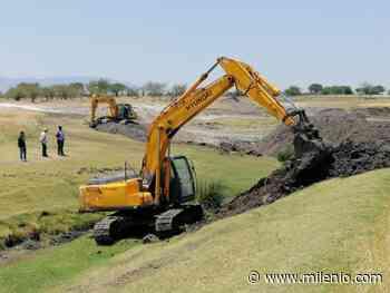 Hacen limpieza en Río Turbio para prevenir inundaciones - Milenio