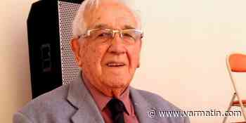 Résistant, enseignant, élu communiste local... Une figure de Gonfaron est décédée - Var-Matin