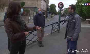 La vie reprend à Auvers-sur-Oise - TF1