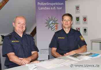 Landau an der Isar: Kriminalitäts- und Verkehrsstatistik zeigt positive Entwicklungen - Dingolfinger Anzeiger