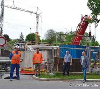 Wallersdorf: Großbaustelle ist im Zeitplan - Dingolfing-Landau - Straubinger Tagblatt