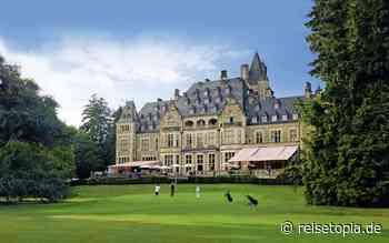 Schlosshotel Kronberg öffnet bereits am Wochenende... - reisetopia