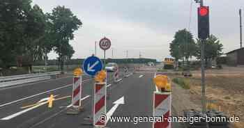 Swisttal: Bei Sanierung der L182 Filterschicht vergessen - General-Anzeiger