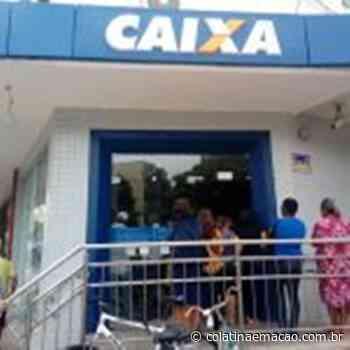 Caixa de Baixo Guandu suspende atendimento até o dia 18 de maio - Colatina em Ação