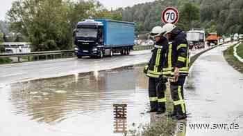 Ursache für Rohrbrüche in Giengen und Königsbronn steht fest | Ulm | SWR Aktuell Baden-Württemberg | SWR Aktuell - SWR