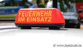 Giengen: Presse fängt in Lagerraum Feuer - BSAktuell