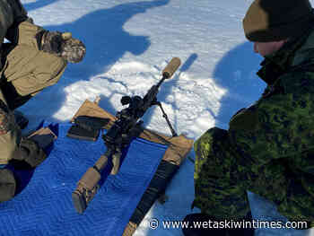 Canadian military to get new sniper rifles - Wetaskiwin Times Advertiser