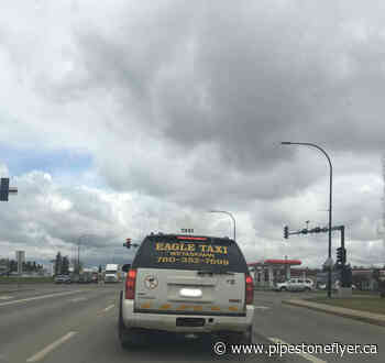 Wetaskiwin taxi service has passenger share his ride against COVID-19 restrictions - Pipestone Flyer