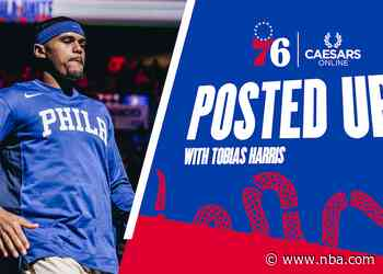 Posted Up! | Tobias Harris