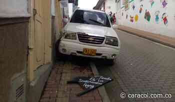 En Abejorral, un hombre ebrio atropelló a tres personas, una murió - Caracol Radio
