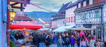 Trotz Corona: Stadt Gernsbach will Altstadtfest nicht absagen - BNN - Badische Neueste Nachrichten