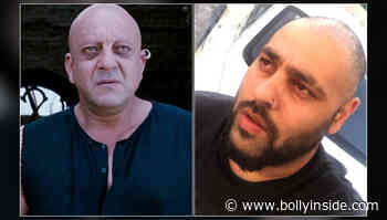 Badshah shaved from his head; is Kancha Cheena, Sanjay Dutt inspired by the 'Agneepath is - BollyInside