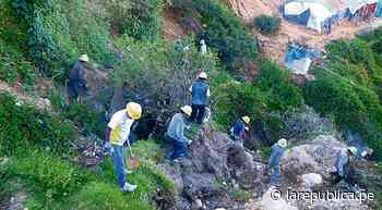 Denuncian minería ilegal en comunidades de Chumuch en Celendín - LaRepública.pe